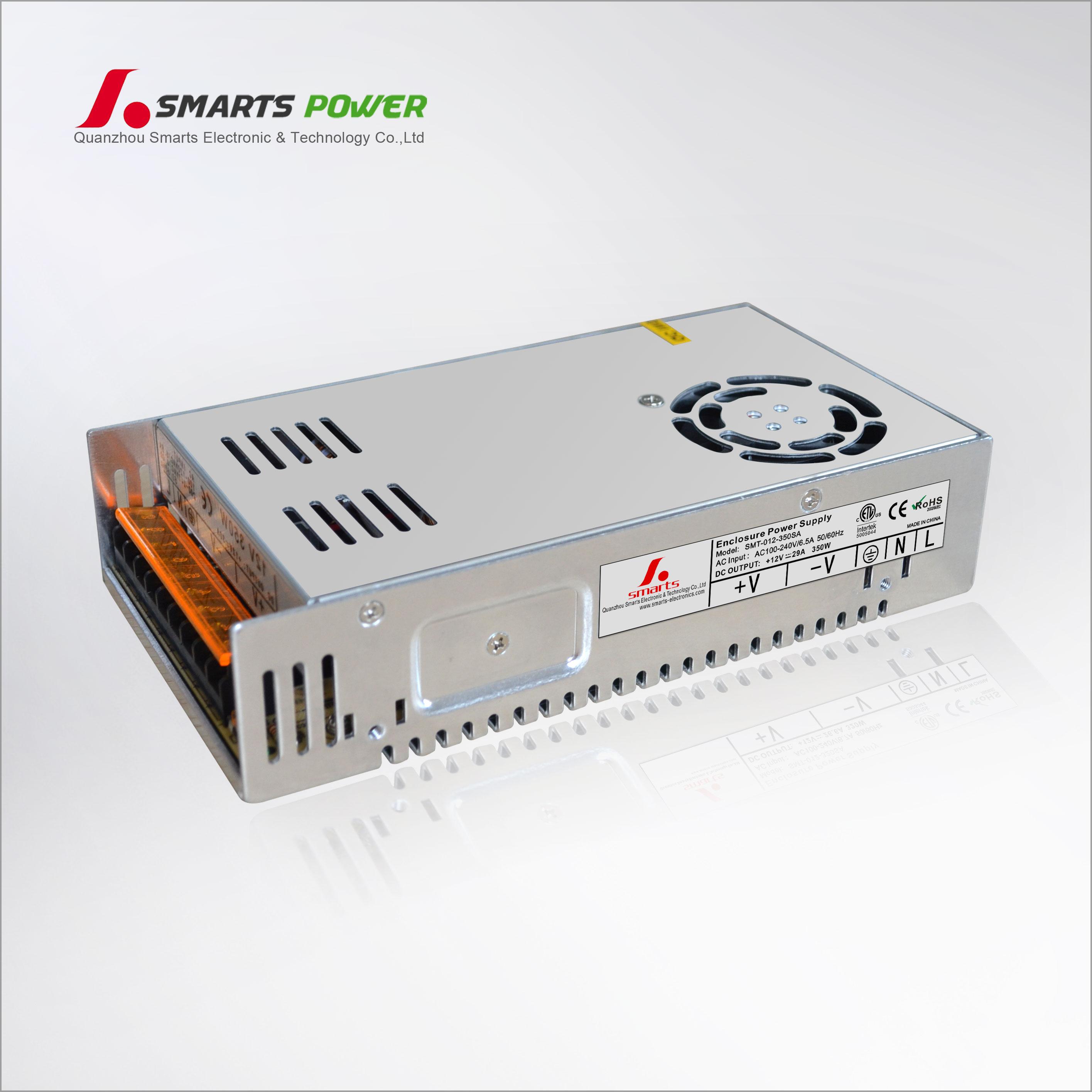 Ul Etl Ac 110v 120v 300w 320w Smps 12v Dc Switch Mode