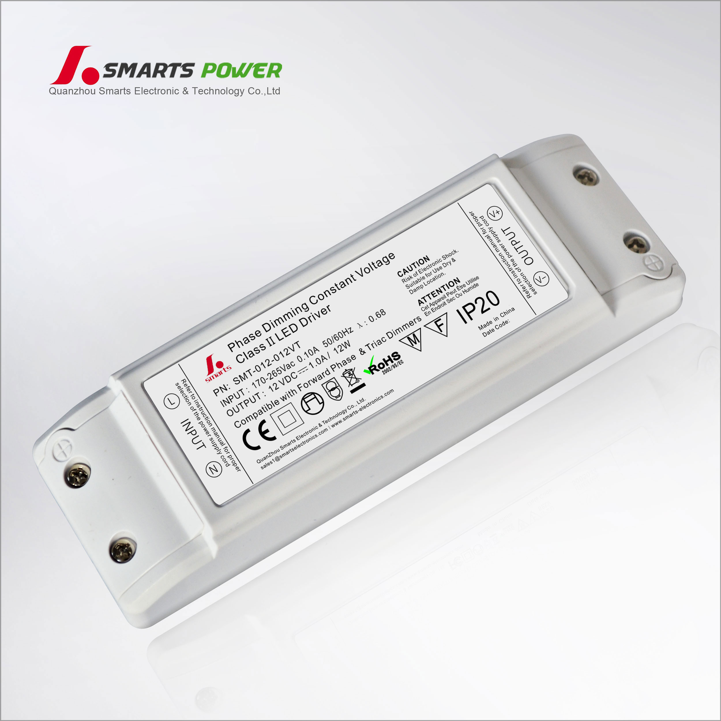 12v 24v led driver,dimmable led power supply,Trailing edge led dimmers