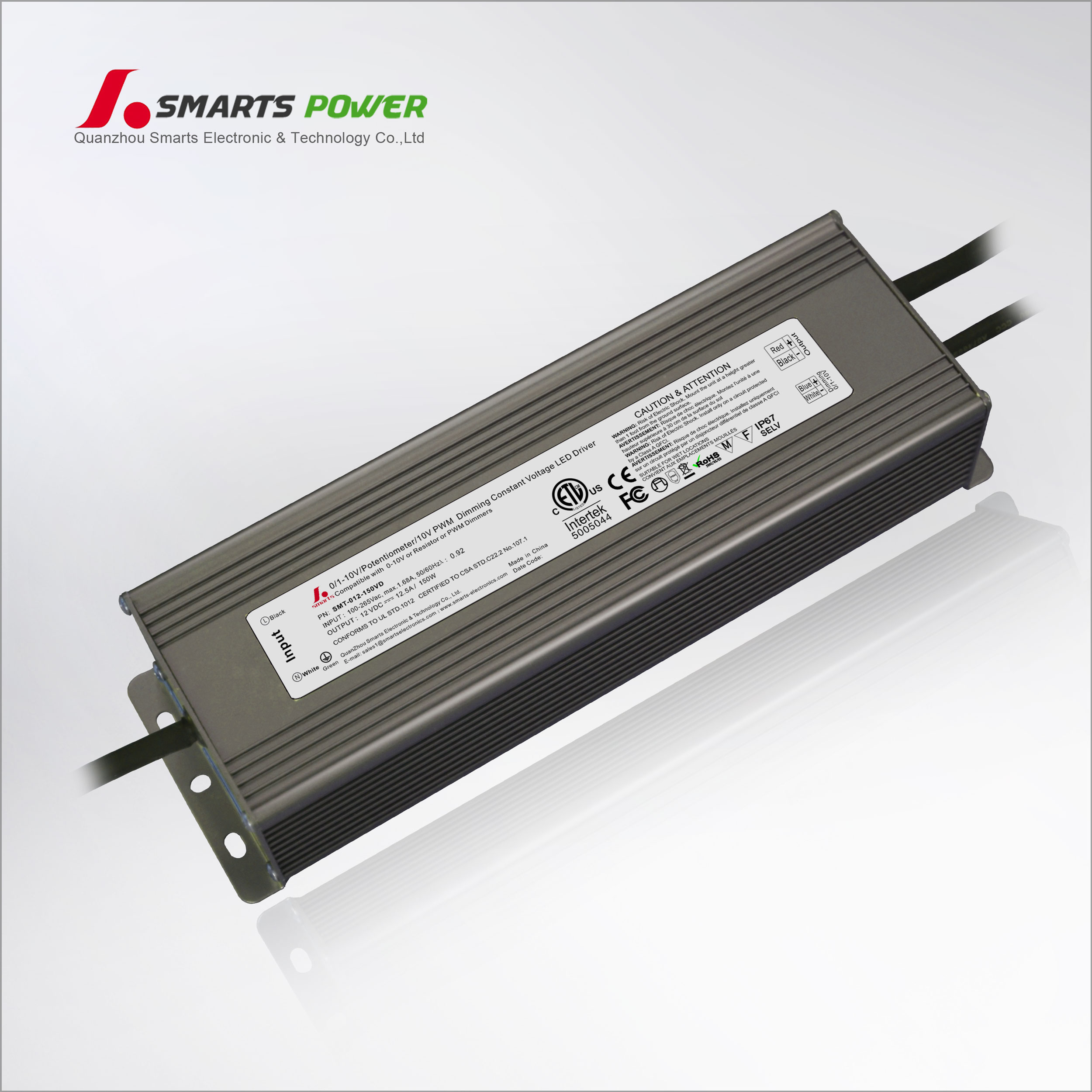 Trailing edge led dimmers