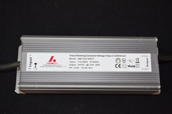 100W constant current power supply