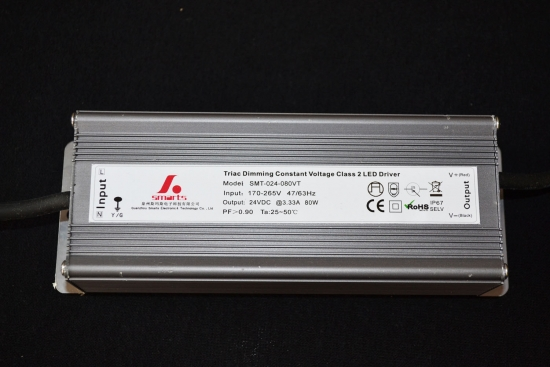 2000mA 100w waterproof led driver