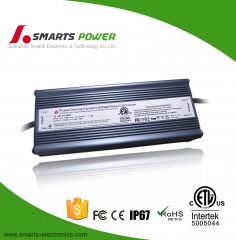 CE ETL 12v 80W Constant Voltage Triac Dimmable LED Driver