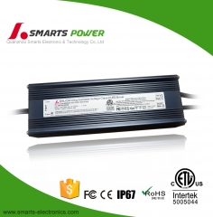 24v 100w DALI Constant Volatge Dimmable LED Power Supply
