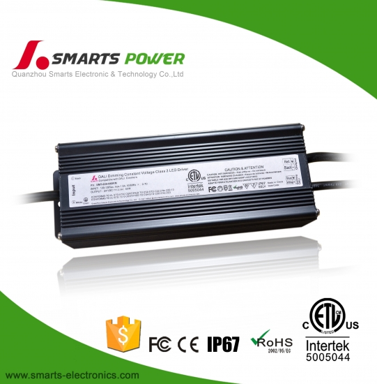 DALI constant current dimmable led power supply