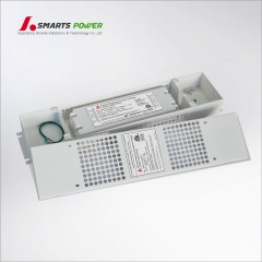 ETL FCC 48W Triac Dimmable LED Power Supply