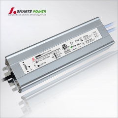 ETL listed 24v 150w constant voltage LED Driver
