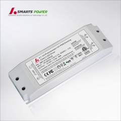 ETL listed 0-10v PWM constant voltage led driver