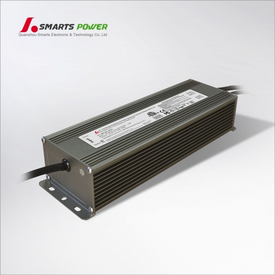 150W 24V pwm dimmable led driver