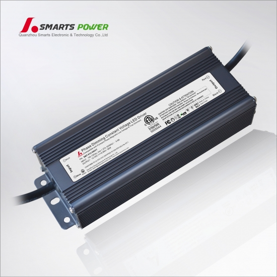 12v 80w triac dimmable LED driver