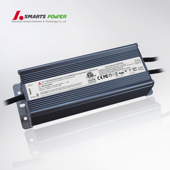 24v 96w 0-10v Constant Voltage Dimmable LED Driver
