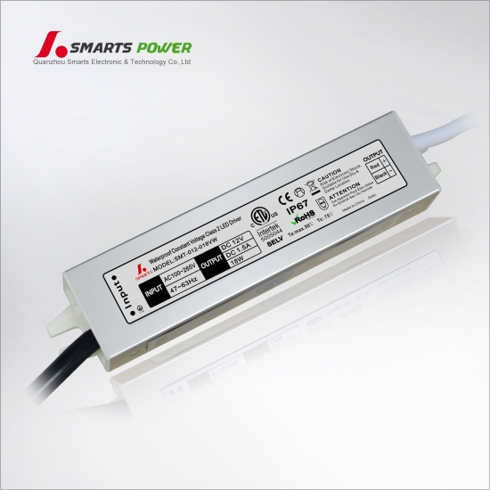 12V 15W Constant voltage LED power supply