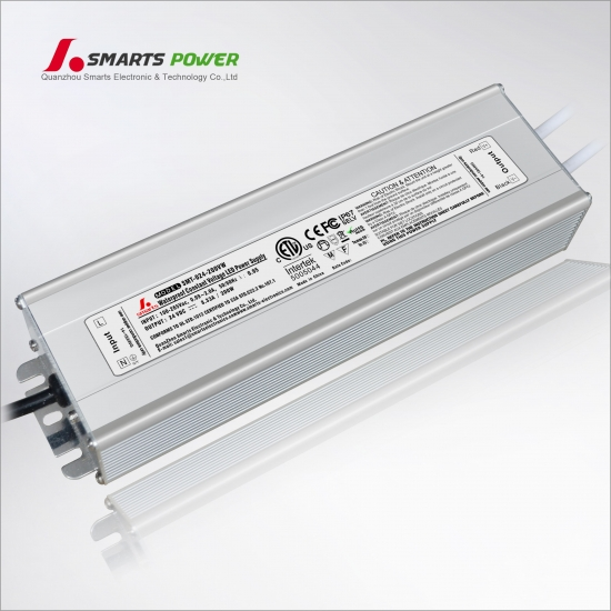 24V 200W Constant voltage LED power supply