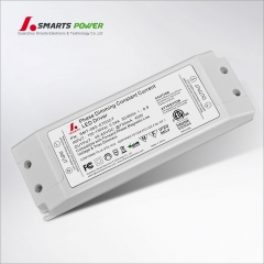 triac dimmable plastic cover 700mA 45w led driver