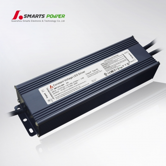 12VDC Constant Voltage LED Driver with UL/cUL listed