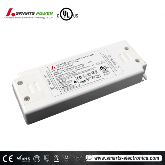 dimmable led driver, triac led driver,led driver 12v,led driver 20w