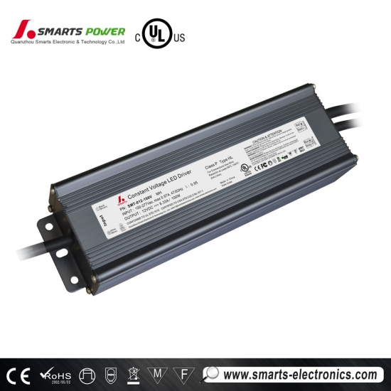 12Vdc 100W DALI dimmable led driver