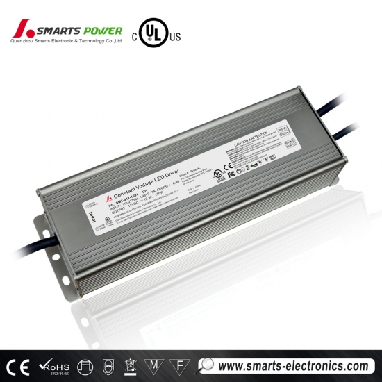 12V 150W Constant Voltage 0-10V Dimmable LED Power Supply