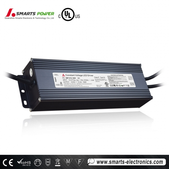 277vac to 24vdc Power Supply,Dimmable LED Driver 12v,Dali