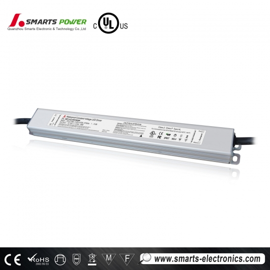 12 volt 60 watt CV led driver for LED lighting