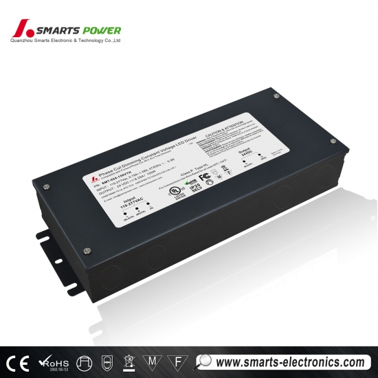 277AVC 24VDC Triac Dimmable LED DRIVER POWER SUPPLY