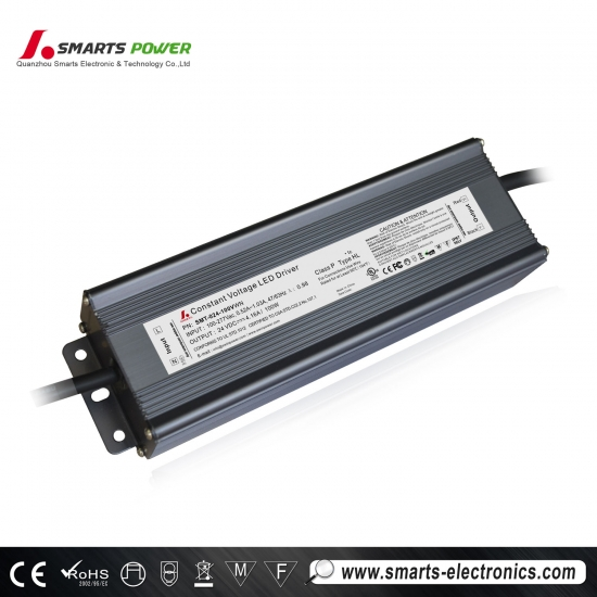 Class 2 24Vdc 100 Watt LED Power Supply