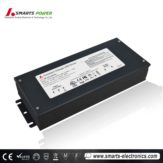 24v 200w UL listed led driver