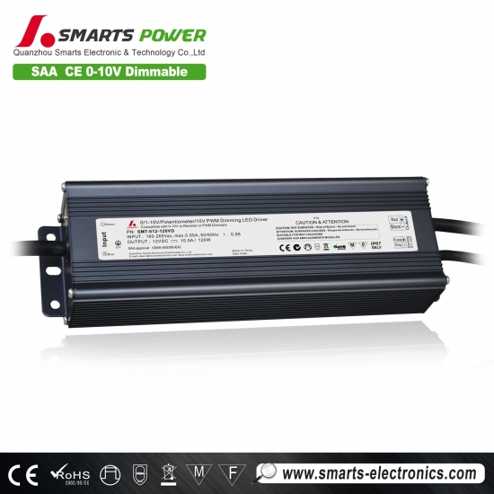 waterproof 0-10V Dimmable Led Driver