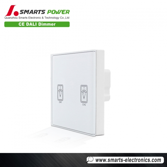 ce rohs listed dali dimmer dimmer