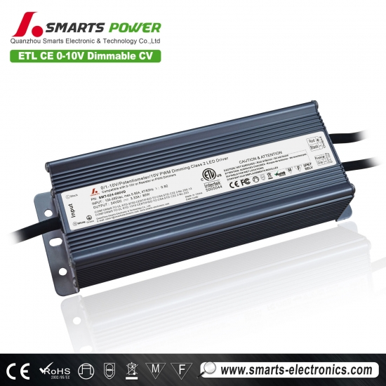 24 volt dimmable led driver,