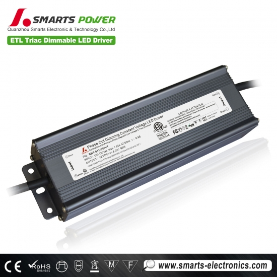 waterproof power supply,96w dimmable led driver,12v power supply