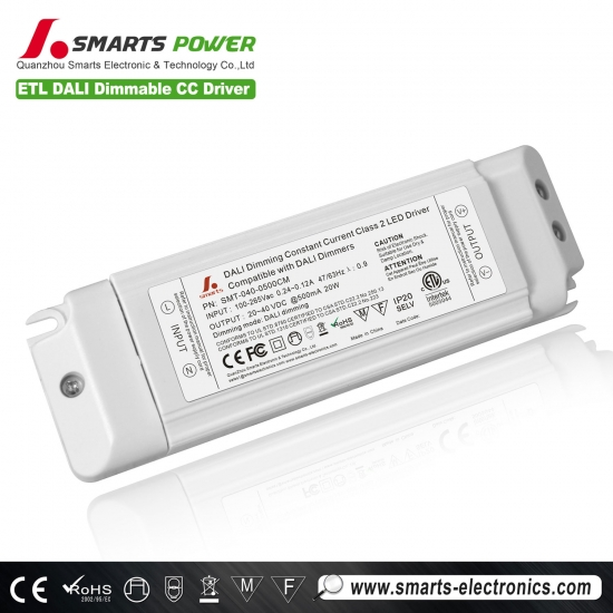 dali dimmable constant current dali led driver