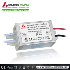 24V 12W Constant voltage LED power supply