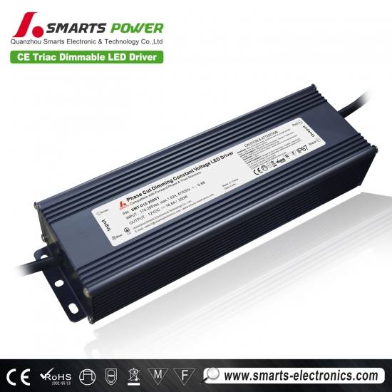 led waterproof power supply,dimmable 12v led power supply,
