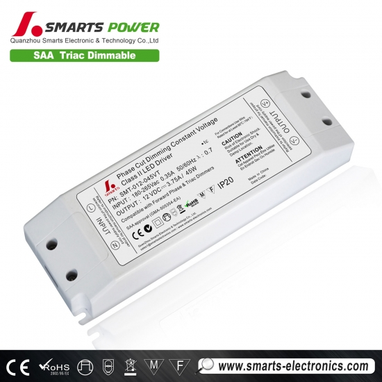 triac dimmable led driver,12 volt led driver dimmable,