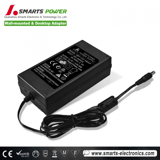 12v 60w power adapter with CE listed,dimmable led transformer,led tube light driver,switching led driver