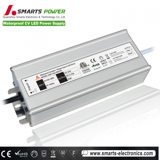 24V 80W Constant voltage LED power supply