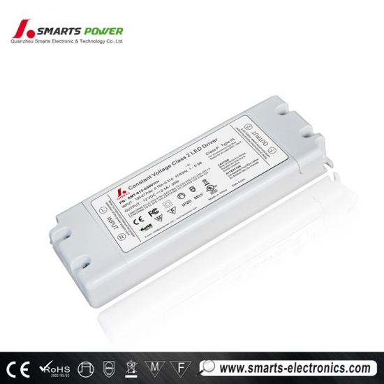 UL Listed 277Volt Constant Voltage LED Driver