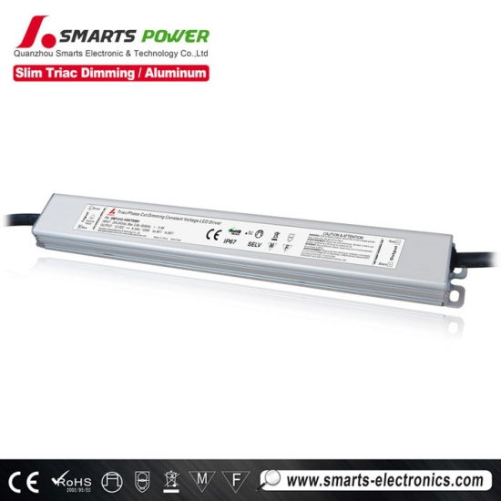 12v 200-240vac triac dimmable led power supply