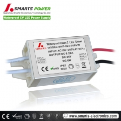 24V 6W constant voltage LED power supply