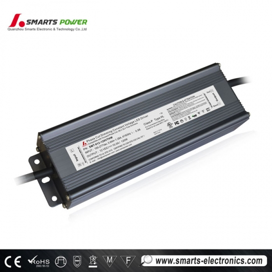277VAC Constant Voltage Triac Dimmable LED Power Supply