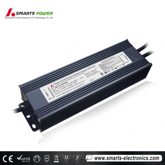 277Volt Triac Dimmable LED Power Supply for outdoor using