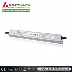 triac dimmable led driver,ce led driver dimmable led,UL led driver 24v
