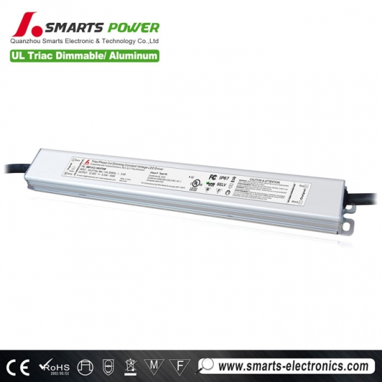 12V 100W Triac Dimmable LED Driver