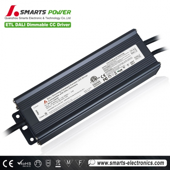 DALI constant current dimmable led driver