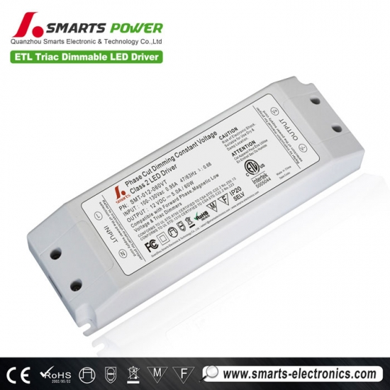 12v triac dimming led driver