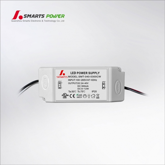 300ma 20w led driver for MR16