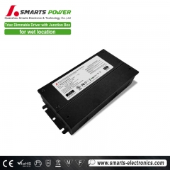 60w constant voltage led driver with triac dimmable