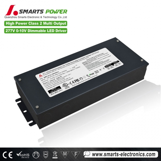 Best dimmable 12v 15a class 2 led power supply junction box
