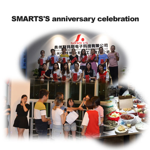 SMARTS'S 8th anniversary celebration