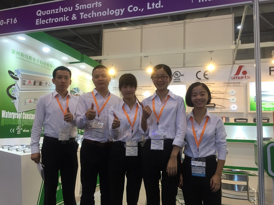 Reviewing Smarts Electronics' HK TDC Lighting Fair